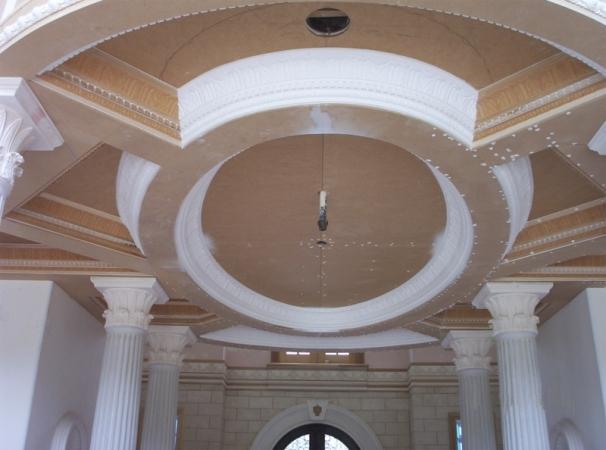 Circle Ceiling Molding Taraba Home Review